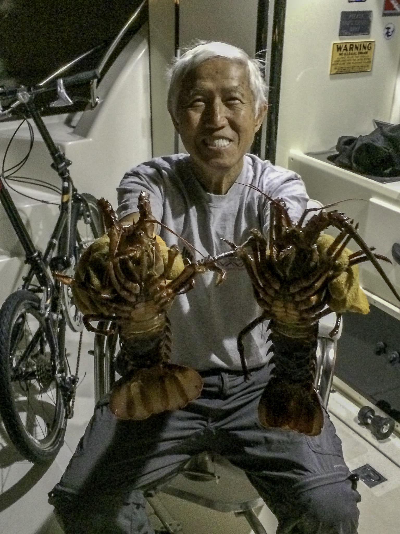 Lobster George