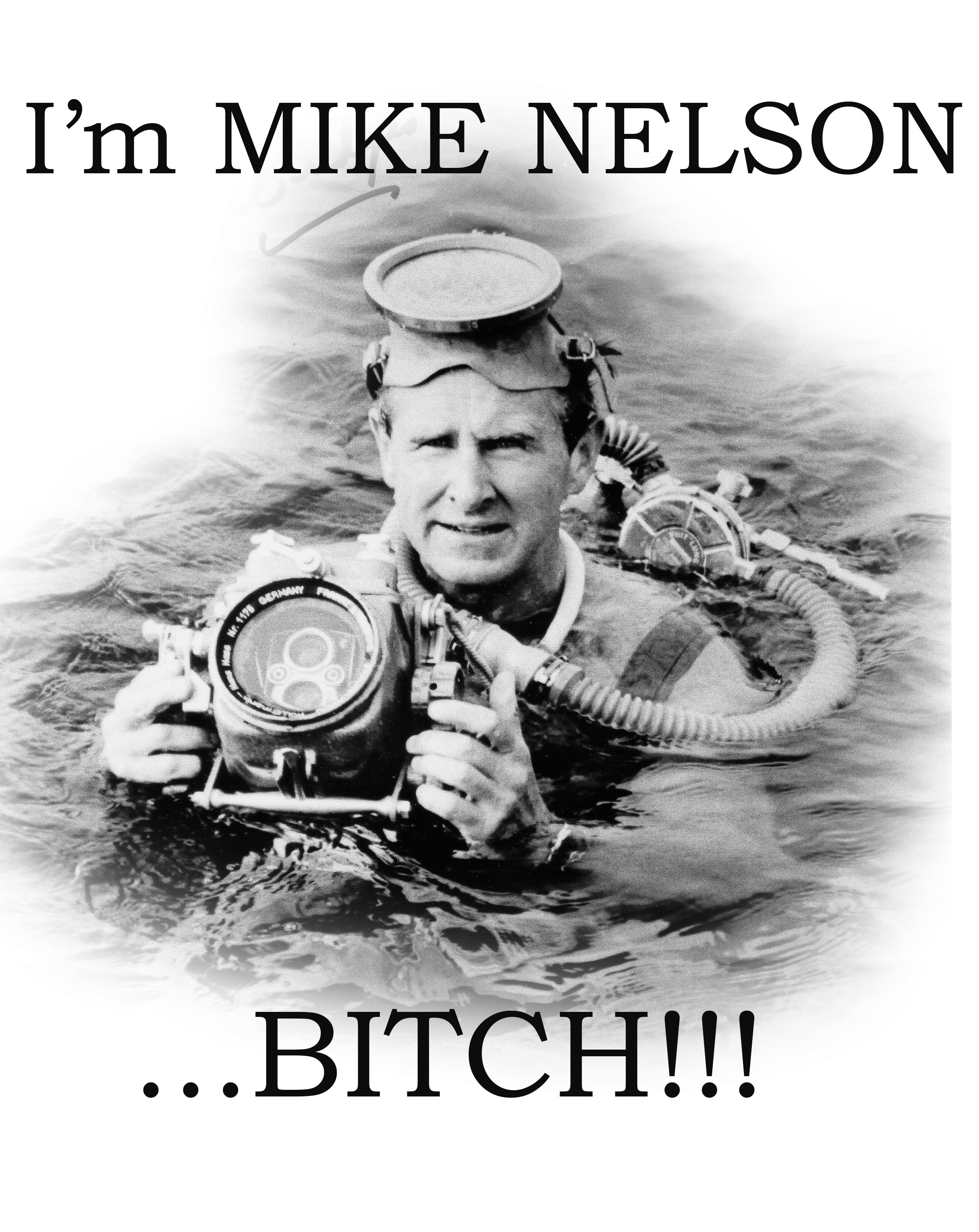 Mike Nelson T-Shirt